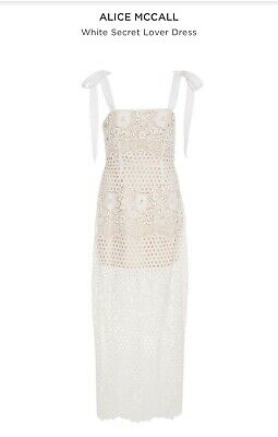 AU110 • Buy Alice McCall - Secret Lover Dress - Size 4