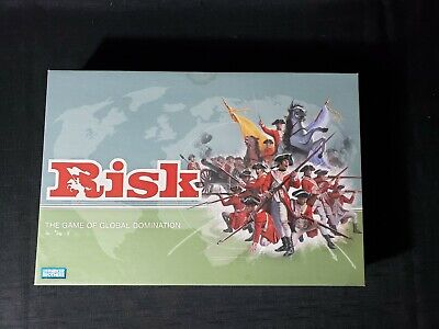 $12.99 • Buy  2003 RISK The Game Of GLOBAL DOMINATION Board Game ~ COMPLETE + Colonial Add-on