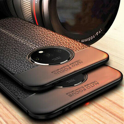AU4.67 • Buy Case For OnePlus 7T Pro 7 6T 6 5T 3 Leather Skin Soft Silicone Shockproof Cover