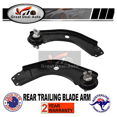 AU110.36 • Buy For Ford Territory SX SY SZ Rear Lower Control Arms / Trailing Arms LEFT+RIGHT