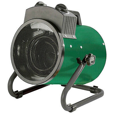 £54.95 • Buy 3KW Industrial Fan Heater Electric Workshop Garage Shed Home House High Output