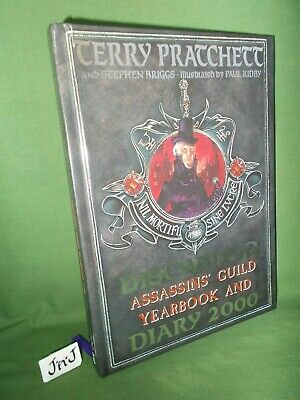 £29.99 • Buy T Pratchett With S Briggs Discworld Assassins' Guild Yearbook And Diary 2000