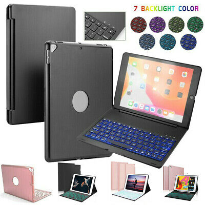 AU37.99 • Buy For IPad 8th/7th Gen 2020 10.2  Pro 10.5 Air 3 Backlit Keyboard Cover Smart Case