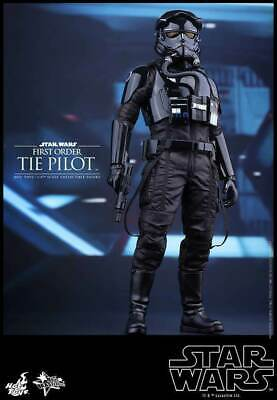 $ CDN261.24 • Buy Hot Toys - Star Wars - The First Order - Tie Pilot 1/6th Scale Figure [MMS 324]