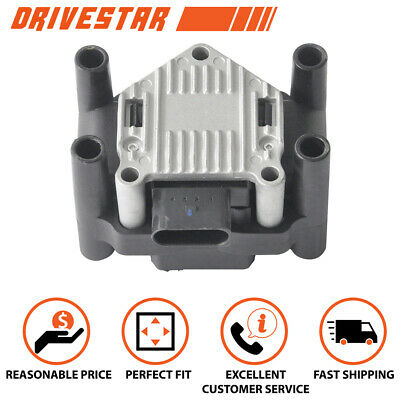 $26.50 • Buy DRIVESTAR New Ignition Coil For 98-01 VW Beetle Golf Jetta L4 2L C1319 UF277