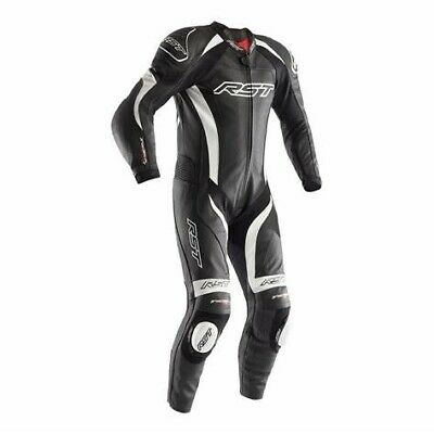 $372.37 • Buy RST Tractech Evo 3 III 1 Pc One Piece Leather Motorcycle Race Track Suit - UK42