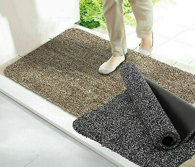 Step Clean Magic Mat. Super Absorbant Door Mat Microfibre Washable In Or Outdoor • 7.45£