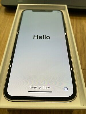 AU500 • Buy Apple IPhone X - 256GB - Silver (Unlocked)