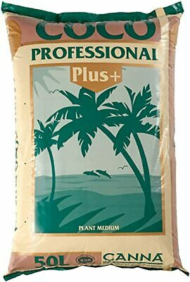 £19.95 • Buy Canna Coco Pro Plus 50L - Buffered Coco Coir Growing Medium 50 Litres