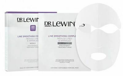 £16.42 • Buy 30%OFF DR LeWinns Line Smoothing Complex S8 High PotencyTreatment Mask 3Pc Pack