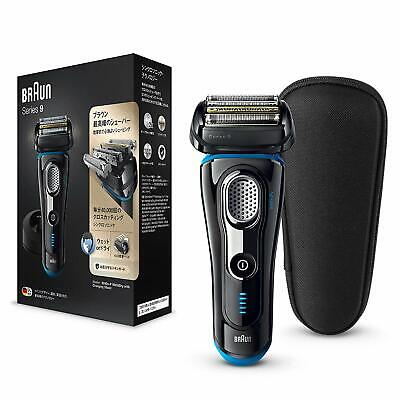 AU357.41 • Buy BRAUN MENS Electric Shaver Series 9 9240s-P 5-cut System Washable NEW