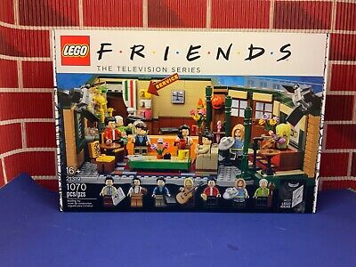$85 • Buy Lego Friends Central Perk Set New Unopened 21319 *in Hand* Limited Edition