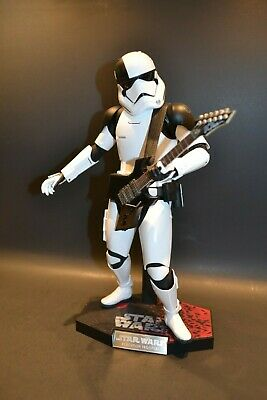 $168.99 • Buy 1:6 Hot Toys Custom 12  STAR WARS Executioner Trooper Guitar Stormtrooper Figure