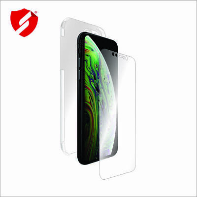 AU18 • Buy For IPhone 11 Pro Max Case Cover Skin Wrap Anti-Scratch Film Wet Installation