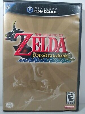 $39.99 • Buy The Legend Of Zelda: The Wind Waker (GameCube, 2003) Nintendo Complete Tested