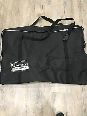 £25 • Buy Quinny Freestyle Pram Transport Bag Brand New Will Fit Baby Jogger, Bugaboo Bee