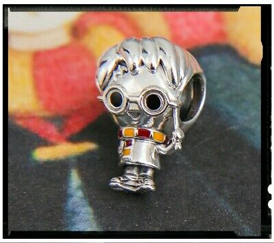 CHRISTMAS GIFT NEW Genuine Sale,Silver Harry Potter , Harry Potter Charm • 5.25£