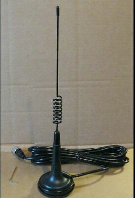 £19.95 • Buy MICRO MAG COMPACT CB Antenna MAGMOUNT COAX / Aerial Omni Directional PL259