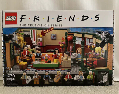 $59.99 • Buy LEGO Ideas Friends Central Perk (21319) Brand New Factory Sealed Ready To Ship!!