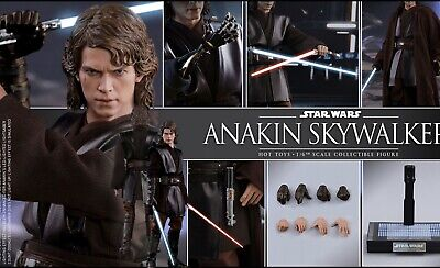 $203.50 • Buy =MIB= 1/6 Hot Toys Star Wars E3 Anakin Skywalker MMS437