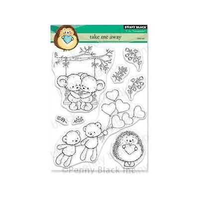 £17.99 • Buy Penny Black Clear Stamps - Take Me Away 30-650
