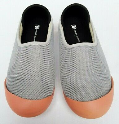 $28.95 • Buy MAHABIS SUMMER Lux Slipper Gray/Coral Removable Soles Women's Slippers US 7.5
