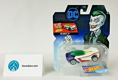 $12.75 • Buy Hot Wheels DC Comics Character Car ~ The Joker GT With Chattering Teeth !