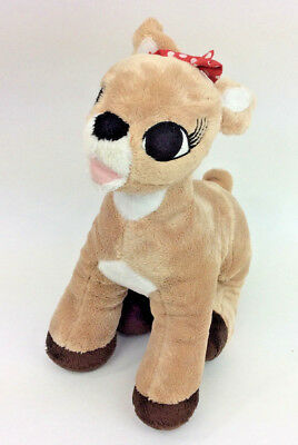 $17.59 • Buy Rudolph The Red Nosed Reindeer Clarice Girlfriend Plush Stuffed Animal 9