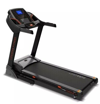 AU450 • Buy Lifespan Fitness Torque II Extra Wide Belt 540mm Treadmill - Excellent