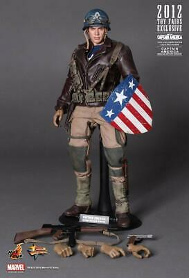 $ CDN796.75 • Buy Hot Toys MMS180 - Marvel Comics - Captain America The First Avengers Rescue Vers