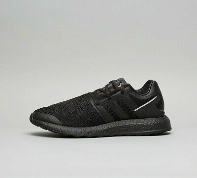 Mens Y3 Pure Boost Black Trainers (TSF4) RRP £249.99 • 99.99£
