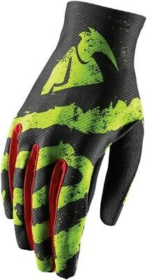 AU24.95 • Buy Thor MX Gloves  Void Ram - Black/Yellow/Red