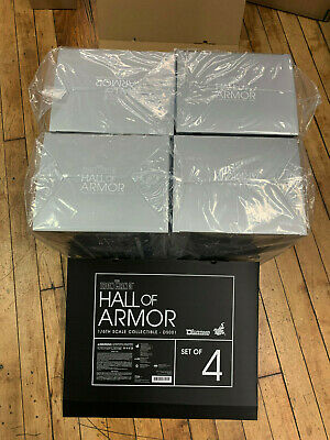 $150 • Buy Marvel Hot Toys IRON MAN 3 Hall Of Armor DS001 Diorama 1/6 Avengers New No Reser