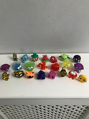 £6 • Buy BUNDLE OF 22 MOSHI MONSTERS GOLD FIGURES SOME RARE SPARKLEY CLEAR (1) Toys