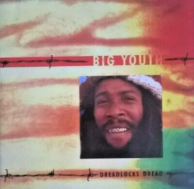 Big Youth ‎– Dreadlocks Dread  CD Sehr Gut • 11.98£