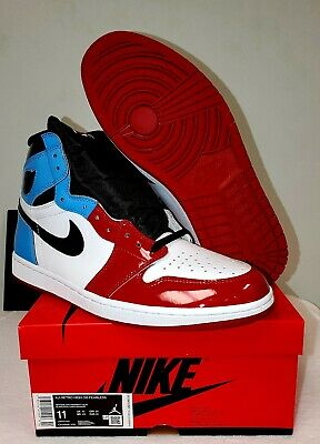 $250 • Buy AIR JORDAN 1 High OG FEARLESS Sz 11 UNC CHICAGO CK5666-100 GUARANTEED AUTHENTIC