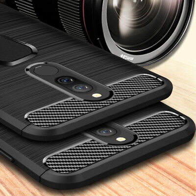 AU6.42 • Buy For Oneplus 7 7T Pro 6T 6 5T 5 3 Ring Holder Shockproof Silicone Soft Case Cover