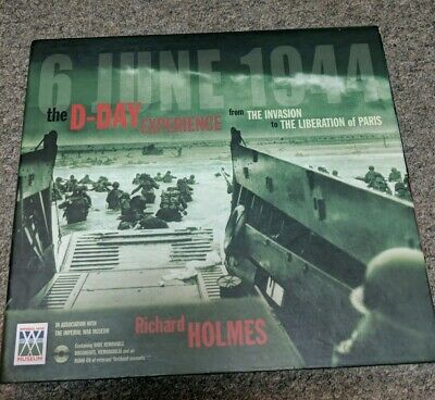 £7.80 • Buy The D-Day Experience By Richard Holmes; War Documents, Maps, Cd 2004  0740745093