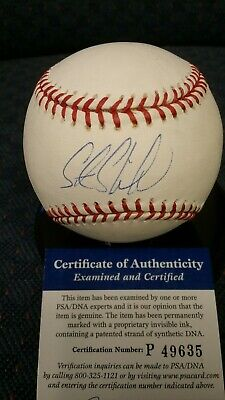 $ CDN99.08 • Buy Scot Shields Autographed MB Selig Baseball. PSA Authenticated.
