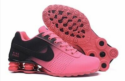 $ CDN120.98 • Buy HOT NEW WOMENS Nike Shox Deliver Running Shoes Pink/Black