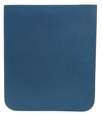 $118.90 • Buy Mulberry IPad Cover Case Sleeve Slate Blue Goat Leather