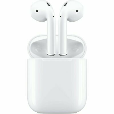 $ CDN138.03 • Buy Apple AirPods 2nd Generation With Wired Charging Case Latest Model Brand New