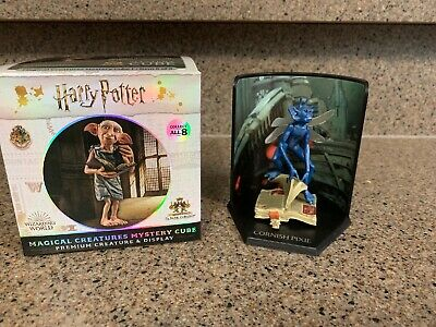Magical Creatures Mystery Cube, Harry Potter, Noble Collection, Cornish Pixie • 11.94£