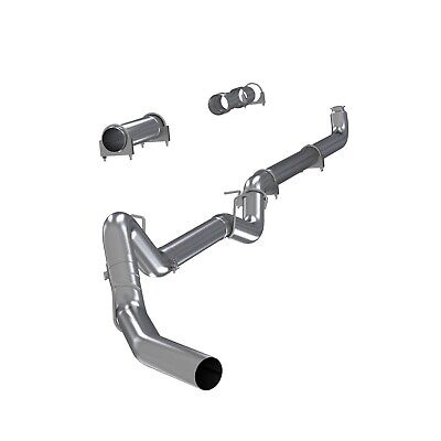 $299.99 • Buy MBRP 4  Exhaust For 2001-2010 Duramax 6.6L LB7, LLY, LBZ,LMM Aluminized S6004PLM