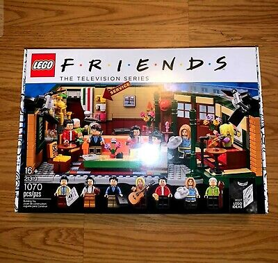 $70 • Buy LEGO - Central Perk (21319) Friends TV Show, New, Sealed