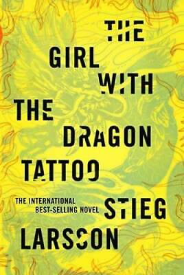$3.97 • Buy The Girl With The Dragon Tattoo (Millennium Series) - Hardcover - GOOD