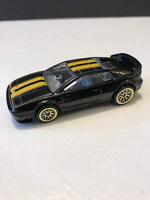 $ CDN22.58 • Buy 2001 Hot Wheels Lotus Esprit Black/gold Die Cast 1:64 Scale Rare Wheels Style