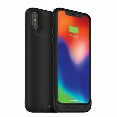 AU99.80 • Buy Mophie Juice Pack Air Wireless Battery Case IPhone X / Xs - Black