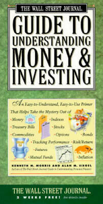 $3.82 • Buy The Wall Street Journal Guide To Understanding Money And Investing - GOOD