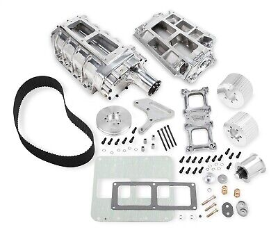 $4042.45 • Buy Weiand 7582P Pro-Street SuperCharger Kit